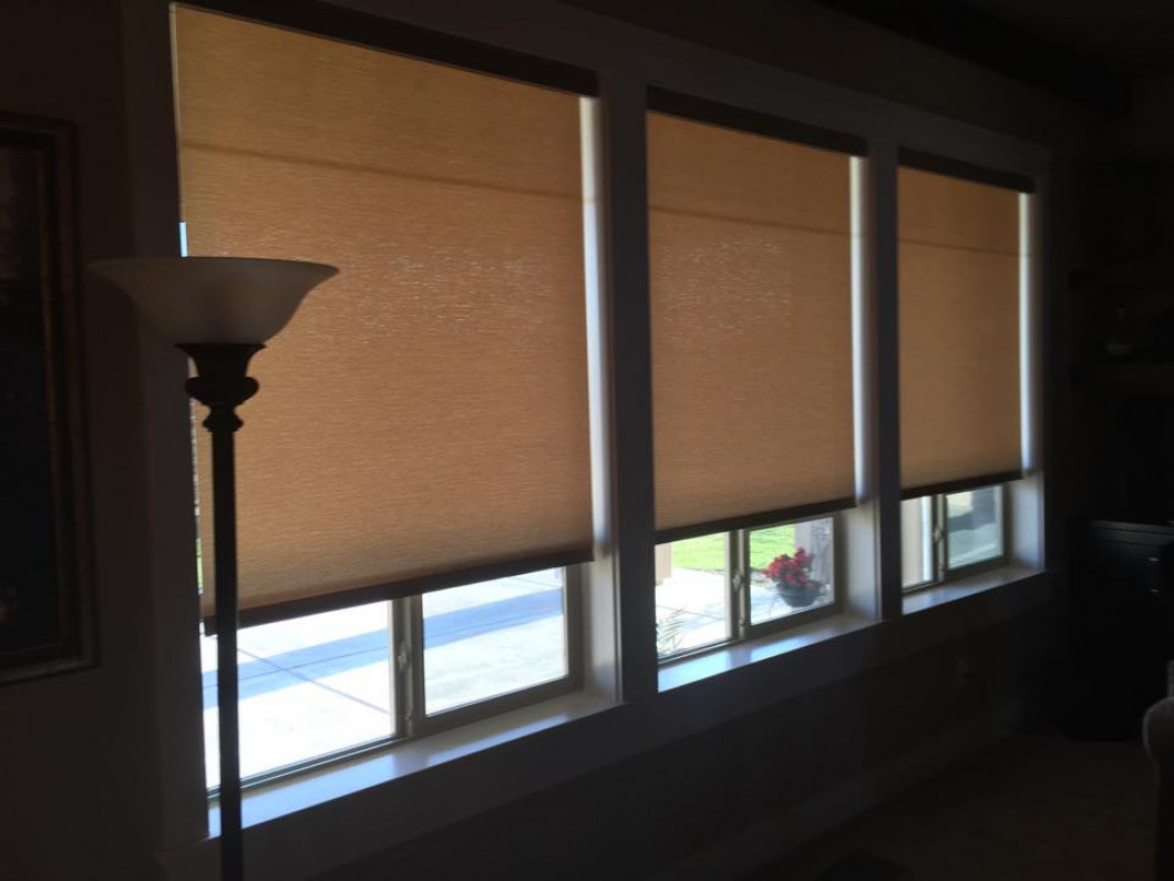 Solar Shade Blinds Meridian Id Treasure Valley Shutters