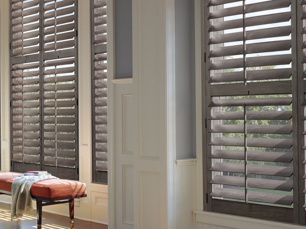Hunter Douglas Composite Shutters